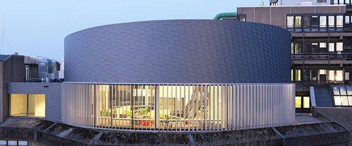 Lesesaal Univesität Wuppertal,Deutschland