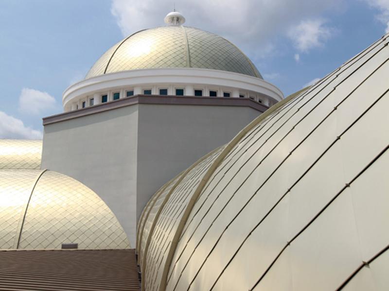 Brunei Gebäudekomplex