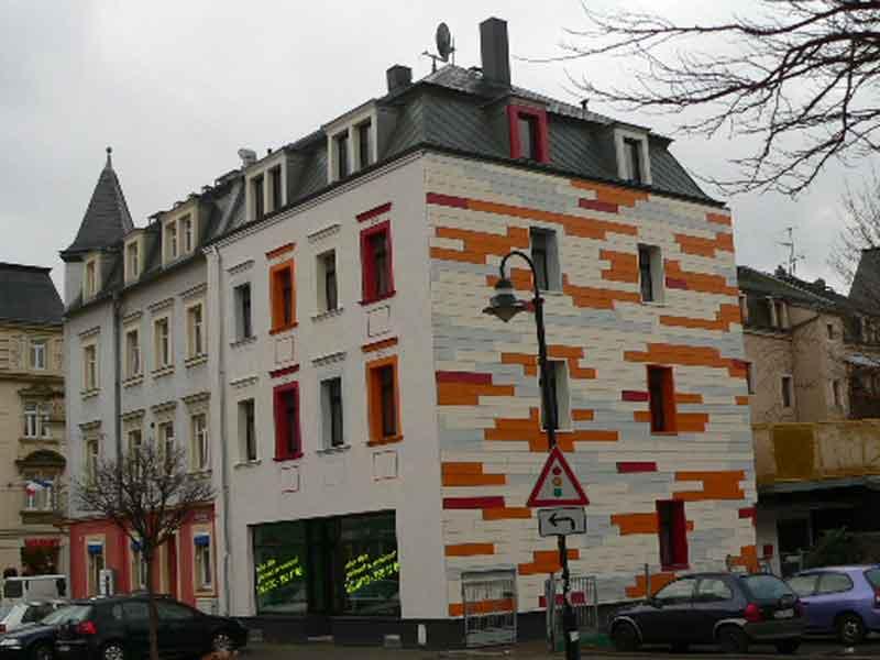 Wohnhaus Oschatzer Str. Dresden