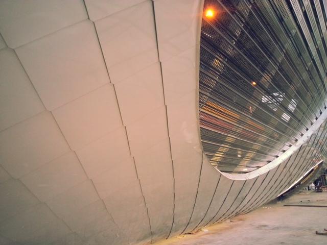 Die Arena von BATE Borisov